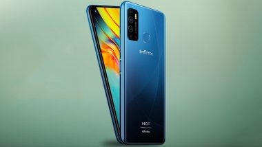 Infinix Hot 9 स्मार्टफोनचा उद्या दुपारी 12 वाजता Flipkart वर सेल, 5000mAh बॅटरी असलेल्या या फोनची 'ही' आहेत खास वैशिष्ट्ये