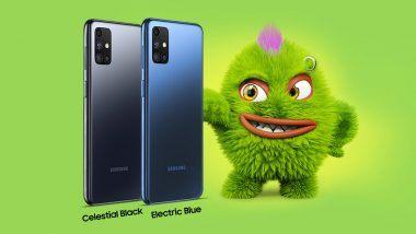 Samsung Galaxy M51 Launched in India: सॅमसंग गॅलेक्सी एम51 स्मार्टफोन भारतात लॉन्च; जाणून घ्या फिचर्स, किंमत आणि ऑनलाईन सेलची तारीख