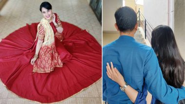 Sai Lokur Engaged: मराठी बिग बॉस 1 ची स्पर्धक सई लोकूर मिळाला तिचा योग्य जोडीदार, इन्स्टाग्रामवर दोघांचा फोटो शेअर करुन दिली चाहत्यांना ही गोड बातमी