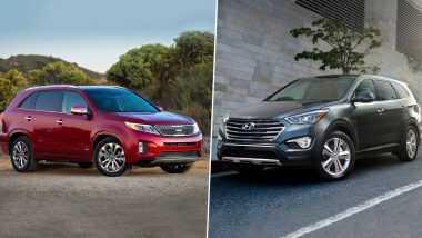Hyundai-Kia Car Recall: ह्युंदाई आणि किआ कार्समध्ये आग लागण्याचा धोका, कंपनीने परत मागवल्या 6 लाखांहून अधिक गाड्या, जाणून घ्या कुठे व कधी सुरु होईल रिकॉल