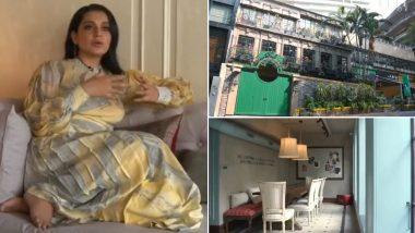 Kangana Ranaut-BMC Controversy: कंगना रनौत च्या पाली कार्यालयावर BMC ने बुलडोजर न चढवता केवळ नोटिस देऊन गेल्याने अभिनेत्रीने मानले जनतेचे आभार