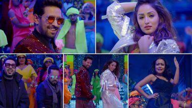 Sawan Mein Lag Gayi Aag Song: विक्रांत मेसी आणि यामी गौतम चा चित्रपट 'गिन्नी वेड्स सनी' मधील पार्टी साँग प्रदर्शित, मिका, बादशाह आणि नेहा कक्कड़ ची जबरदस्त जुगलबंदी