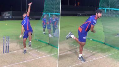 IPL 2020 Update: जसप्रीत बुमराहने मुंबई इंडियन्सच्या नेट्समध्ये'या' 6 गोलंदाजांची केली नक्कल, पाहा मजेदार Video
