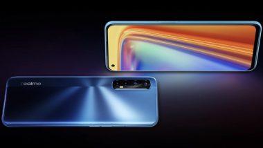रियलमी कंपनीचा नवीन स्मार्टफोन Realme 7 5G स्मार्टफोन 'या' दिवशी होणार लॉन्च