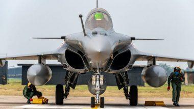 Rafale Induction Ceremony: भारतीय वायुसेनेमध्ये आज दाखल होणार राफेल लढाऊ विमान