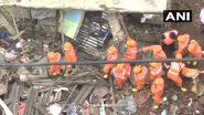 Viral Video of Bhiwandi Building Collapse: भिवंडी दुर्घटनेत तब्बल 10 तासानंतर ढिगाऱ्याखालून सुखरूप बाहेर आलेल्या खालिदचा व्हिडिओ सोशल मीडियावर व्हायरल