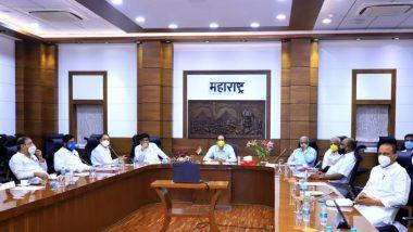 Maratha Reservation: मुख्यमंत्री उद्धव ठाकरे यांच्या उपस्थितीत उच्चस्तरीय बैठक, मराठा आरक्षण मुद्द्यावर सविस्तर चर्चा; पाहा महत्त्वाचे मुद्दे