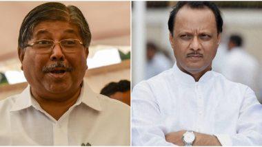 Shiv Sena On BJP: दादा, दचकू नका! अजित पवार यांनी भींतीवर गजरचे नव्हे टोल्यांचे घड्याळ लावले आहे; चंद्रकांत पाटील यांना शिवसेनेचा टोला