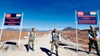 India-China Border Tension: भारत आणि चीन LAC वर सैन्य मागे घेण्यासाठी लवकरच घेणार बैठक; दोन्ही देशांत झाली सहमती