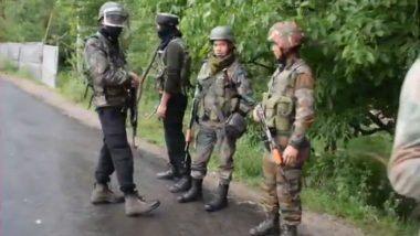 Srinagar Encounter: जम्मू काश्मीर मधील श्रीनगर येथे झालेल्या चकमकीत 3 दहशतवाद्यांचा खात्मा; CRPF चे 2 जवान जखमी