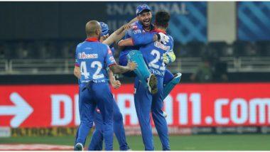 DC vs KXIP, IPL 2020: सुपर थरार! रोमहर्षक सुपर ओव्हरमध्ये सामन्यात दिल्ली कॅपिटल्स विजयी, मयांक अग्रवालची अर्धशतकी खेळी व्यर्थ