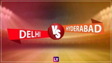 DC Vs SRH, IPL 2020:  आयपीएलच्या तेराव्या हंगामात सनरायजर्स हैदराबादचा पहिला विजय; 15 धावांनी दिल्ली कॅपिटल्सला केले पराभूत