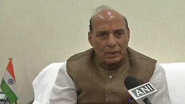 Rajnath Singh Speaks to Madan Sharma: संरक्षणमंत्री राजनाथ सिंह यांनी शिवसैनिकांकडून हल्ला झालेल्या माजी नौदल अधिकारी मदन शर्मा यांच्या प्रकृतीची केली चौकशी; अशा प्रकराचे हल्ले निंदनीय असल्याचे वक्तव्य