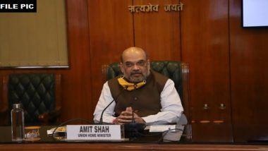 Hindi Diwas 2020: हिंदी दिनाचे औचित्य साधत केंद्रीय गृहमंत्री अमित शाह उद्या सकाळी 10.30 वाजता देशवासियांना करणार संबोधित