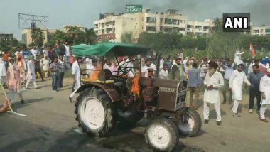 Farmers Protest To Farm Bills: राज्यसभेत गोंधळ, पंजाब, हरियाणामध्ये आंदोलन; केंद्राच्या कृषी विधेयकास तीव्र विरोध, महाराष्ट्रातील शेतकरीही आंदोलनाच्या पवित्र्यात