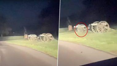 Ghosts of Gettysburg:  गेटिसबर्गचे भूत पर्यटकांच्या कॅमेऱ्यात कैद, व्हिडिओ व्हायरल, घ्या जाणून या शहराची कहाणी