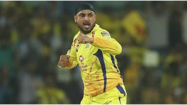 IPL 2020 Update: सुरेश रैनानंतर चेन्नई सुपर किंग्सला आणखी एक धक्का, हरभजन सिंहने आयपीएल 13 मधूनघेतली माघार-रिपोर्ट