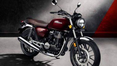 Honda H'ness CB350 : होंडा कंपनीने लॉन्च केली रेट्रो बाईक; Royal Enfield Classic 350 ला टक्कर देणारी ठरणार