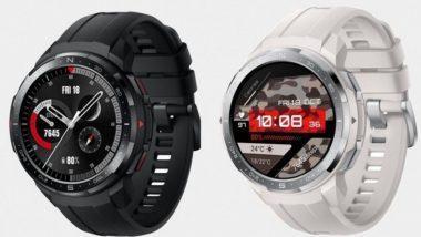 हार्ट रेट फिचरसह Honor Watch GS Pro, Honor Watch ES लॉन्च; जाणून घ्या किंमतीसह फिचर्स