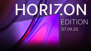 Mi TV Horizon Edition चे दोन स्मार्ट टीव्ही भारतात लॉन्च, जाणून घ्या किंमतीसह स्पेसिफिकेशन