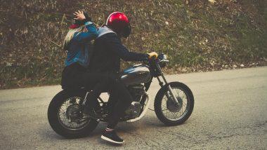 Husband Wife Relationship: बायकोची परीक्षा, नवऱ्याने 1100 किमी चालवली स्कूटी