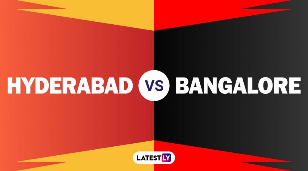 SRH vs RCB, IPL 2020: डेविड वॉर्नरने टॉस जिंकत घेतला पहिले गोलंदाजीचा निर्णय, पाहा हैदराबाद आणि बेंगलोरचा Playing XI