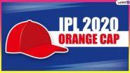 IPL 2020 Orange Cap Holder List Updated:आयपीएल 13 मध्ये सर्वाधिक धावा करणाऱ्या पहिल्या 5 खेळाडूंची लिस्ट