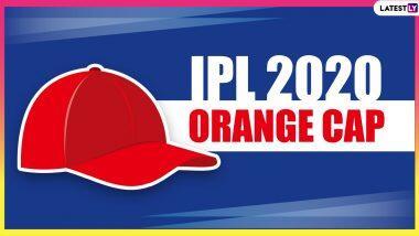 IPL 2020 Orange Cap Holder List Updated: आयपीएलची'ऑरेंज कॅप' अद्यापहीकेएल राहुलच्या डोक्यावर, विराट कोहलीची तिसऱ्या स्थानी झेप