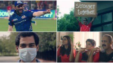IPL 2020 Theme Song Copied? आयपीएल13 थीम सॉन्गचे संगीतकार प्रणव अजयराव मालपेने फेटाळलाकॉपी केल्याचा आरोप, रॅपर कृष्णा ने दिली 'ही'प्रतिक्रिया