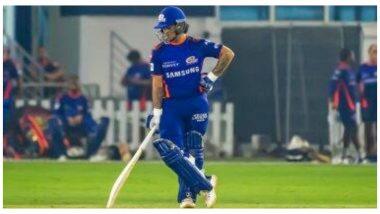 IPL 2020, MI vs CSK:मुंबई इंडियन्सच्या प्लेइंग इलेव्हनकडून रोहित शर्माने ईशान किशनला दिला डच्चू, संतप्त Netizensने दिल्या अशा प्रतिक्रीया
