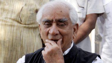 Former Union Minister Jaswant Singh Passes Away: माजी केंद्रीय मंत्री जसवंत सिंह यांचे निधन; पंतप्रधान नरेंद्र मोदी, संरक्षणमंत्री राजनाथ सिंह यांनी ट्विटद्वारे अर्पण केली श्रद्धांजली