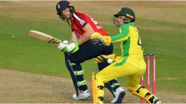ENG vs AUS 2nd T20: जोस बटलरच्या नाबाद अर्धशतकाने इंग्लंडची ऑस्ट्रेलियावर 6 विकेटने मात, मालिकेतही 2-0 ने विजयी आघाडी