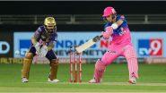 RR vs KKR, IPL 2020: राजस्थान रॉयल्सचीहॅटट्रिक हुकली! KKRने 37 धावांनी विजय मिळवत रॉयल्सचा चारलीपहिल्या पराभवाची चव