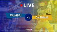 MI vs CSK, IPL 2020 Highlights: मुंबई इंडियन्सला नमवत CSKने 5 विकेटने जिंकला सामना