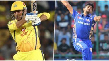 MI vs CSK 1st IPL Match 2020: चेन्नई सुपर किंग्सचा टॉस जिंकून बॉलिंगचा निर्णय; पाहा कोणाला मिळाले मुंबई, चेन्नईच्याप्लेयिंग XI मध्ये स्थान