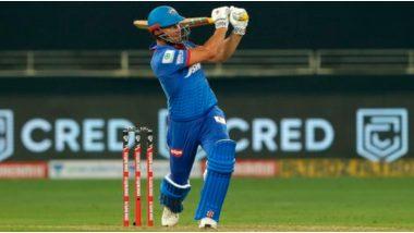 DC vs KXIP, IPL 2020:मोहम्मद शमी जबरदस्त गोलंदाजी; मार्कस स्टोइनिसच्या अर्धशतकानेदिल्लीचे पंजाबला 158 धावांचेआव्हान