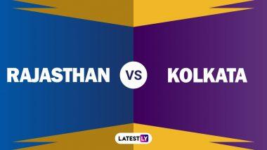 RR vs KKR, IPL 2020: राजस्थान रॉयल्सने टॉस जिंकत केला गोलंदाजीचा निर्णय, पाहाKKR, रॉयल्सचा प्लेइंग इलेव्हन
