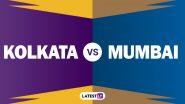 KKR vs MI, IPL 2020: दिनेश कार्तिकने जिंकला टॉस, कोलकाता नाइट रायडर्स करणार पहिलेगोलंदाजी