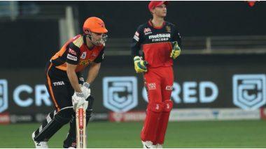 RCB vs SRH, IPL 2020: आरसीबीच्या पराभवाची हॅटट्रिक! सनरायझर्स हैदराबादचा 5 विकेट 'विराट' विजय