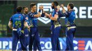 KKR vs MI, IPL 2020: मुंबई इंडियन्सने कोलकाताला 49 धावांनी चारली धूळ, युएईमध्ये नोंदवला पहिला विजय