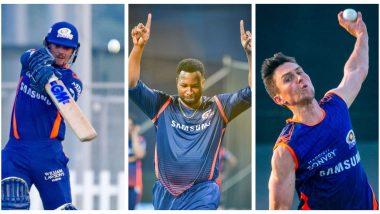 Mumbai Indians Playing XI: मुंबई इंडियन्स लाइनमध्ये 'हे'4 परदेशी खेळाडू संपूर्ण सीझन करू शकतात पैसा वसूल कामगिरी!