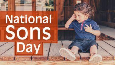 When is National Son's Day 2020? कधी असतो राष्ट्रीय पुत्र दिवस? जाणून घ्या हा दिन साजरा करण्यामागचे कारण