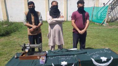Jammu Kashmir: जम्मू काश्मीर मध्ये पाकिस्तान चा झेंडा फडकवणार्या तिघांंना अटक, एक हॅण्ड ग्रेनेड सुद्धा जप्त