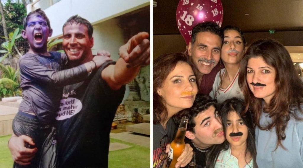 Akshay Kumar Post On Son's Birthday: अक्षय कुमार चा लेक आरव झाला 18 वर्षांचा, 'हा' क्युट फोटो आणि भावुक कॅप्शन सह अक्षयने दिल्या शुभेच्छा