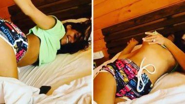 Poonam Pandey Hot Video: पूनम पांंडे ने नवीन नवर्याला चिडवत शेअर केला नॉटी व्हिडिओ; फॅन्स ना सुद्धा घडवलं आपल्या 'त्या' भागाचं दर्शन