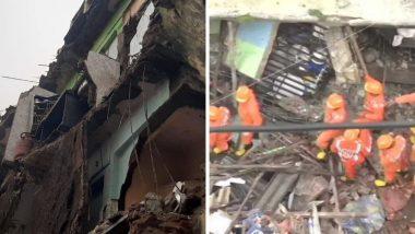 Bhiwandi Building Collapsed: भिवंडी मधील इमारत कोसळल्याच्या दुर्घटनेतील मृतांचा आकडा 20 वर- ठाणे महानगरपालिका