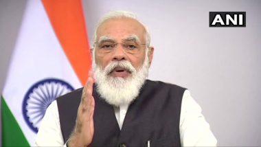 पंतप्रधान नरेंद्र मोदी यांची आज सर्वाधिक कोविड रुग्ण असलेल्या राज्याच्या मुख्यमंत्र्यांसह बैठक, उद्धव ठाकरे होणार सहभागी