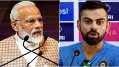 Fit India Dialogue 2020: 'यो यो टेस्ट म्हणजे काय?' पंतप्रधान नरेंद्र मोदींचा प्रश्न ऐकून विराट कोहलीला आलं हसू, पाहा काय म्हणाला (Watch Video)