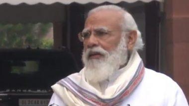PM Modi COVID-19 Review Meeting with CM's: पंतप्रधान नरेंद्र मोदी यांची 23 सप्टेंबर रोजी 7 राज्यांच्या मुख्यमंत्र्यांसह कोविड-19 संदर्भात आढावा बैठक