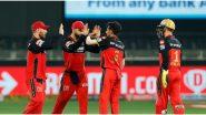 SRH vs RCB, IPL 2020: युजवेंद्र चहल याच्या जाळ्यात सनरायजर्स हैदराबाद जायबंदी, रॉयल चॅलेंजर्स बंगळुरुची विजयी सलामी
